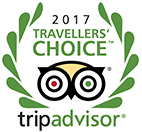 TripAdvisor Travelers' Choice 2017