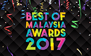 The Best of Malaysia Awards 2017