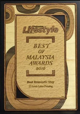 Expatriate Lifestyle Best Romantic Stay Winner, 2016