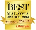 The Best of Malaysia Awards 2013