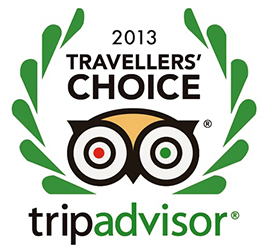 TripAdvisor Travelers' Choice 2013